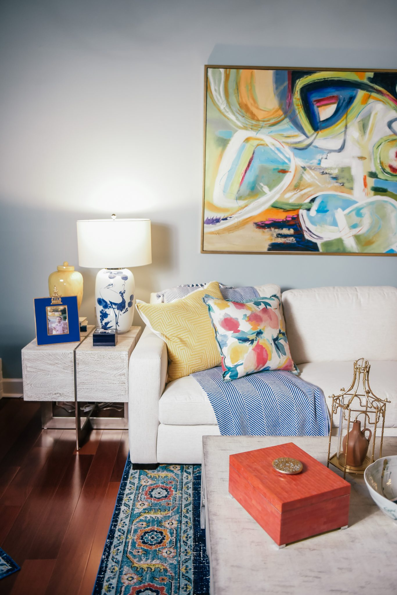 how to style a room, interior designer, Kimberly Grigg designs